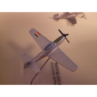 Model North American P-51 D Mustang (Schaal 1:200)