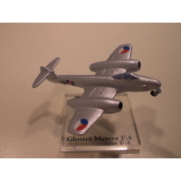 Model Gloster Meteor F-4 (Scale 1:200)