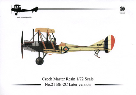 BE-2C later version (Schaal 1:72)
