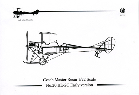 BE-2C early version (Schaal 1:72)