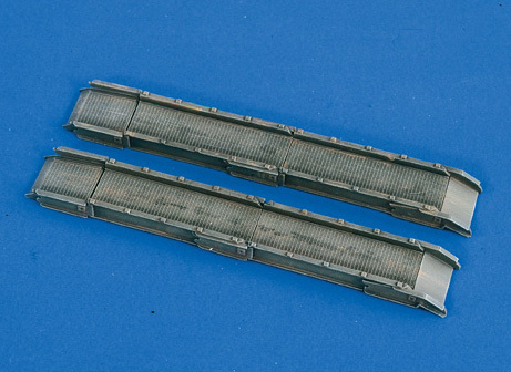 Treadway Bridge Sections (Schaal 1:72)
